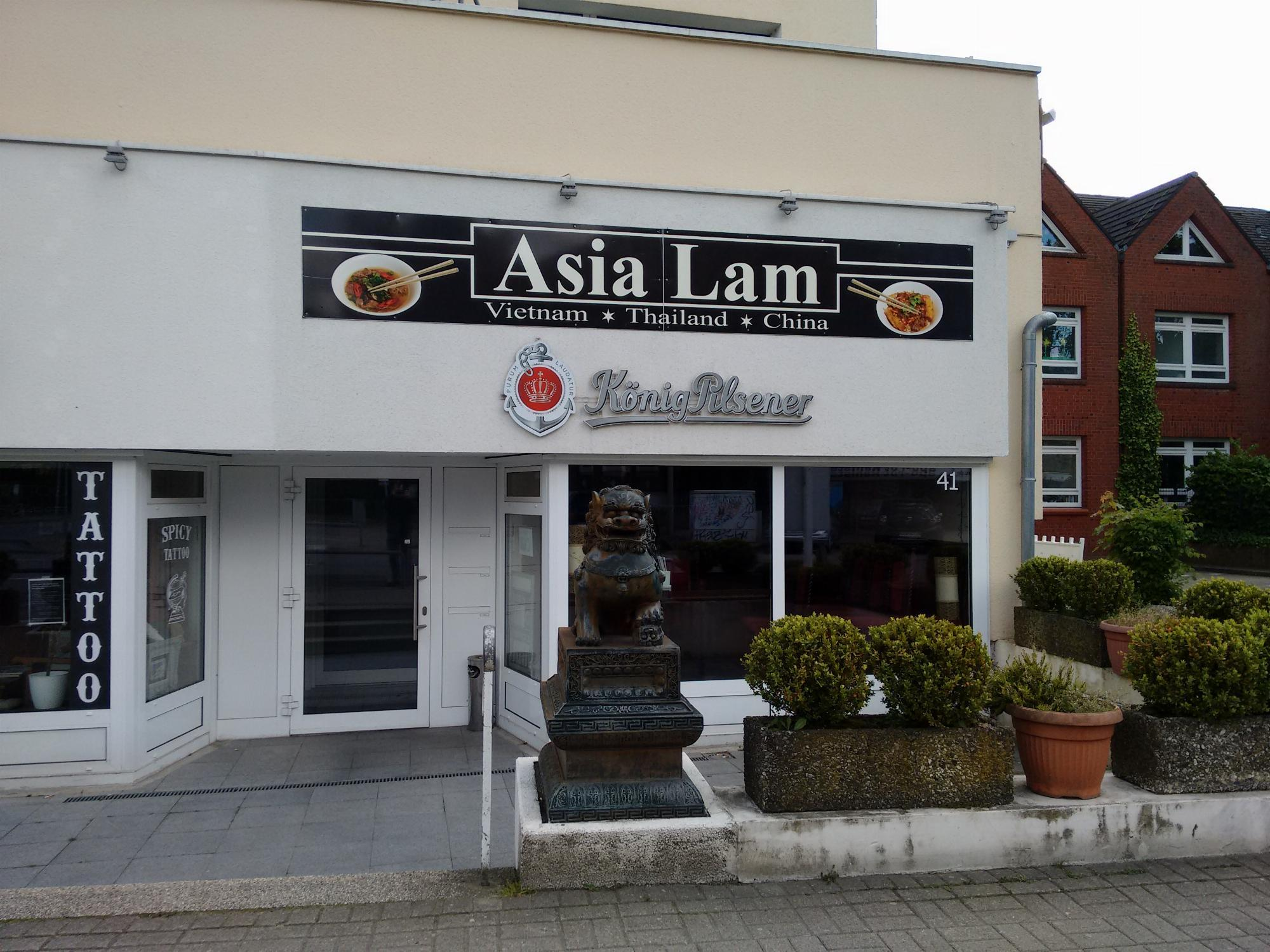 Asia Lam in Rahlstedt