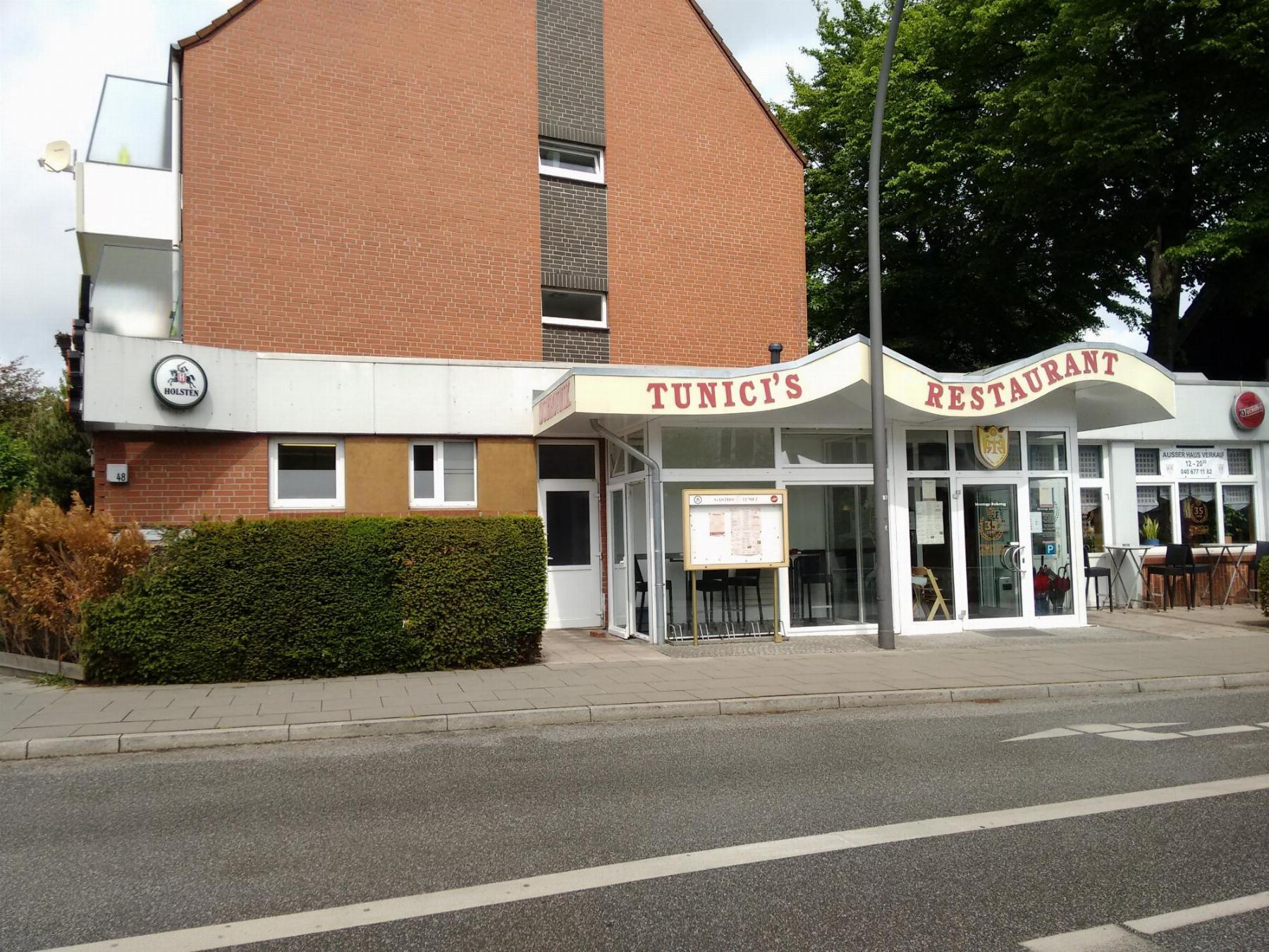 Tunici's Restaurant in Rahlstedt