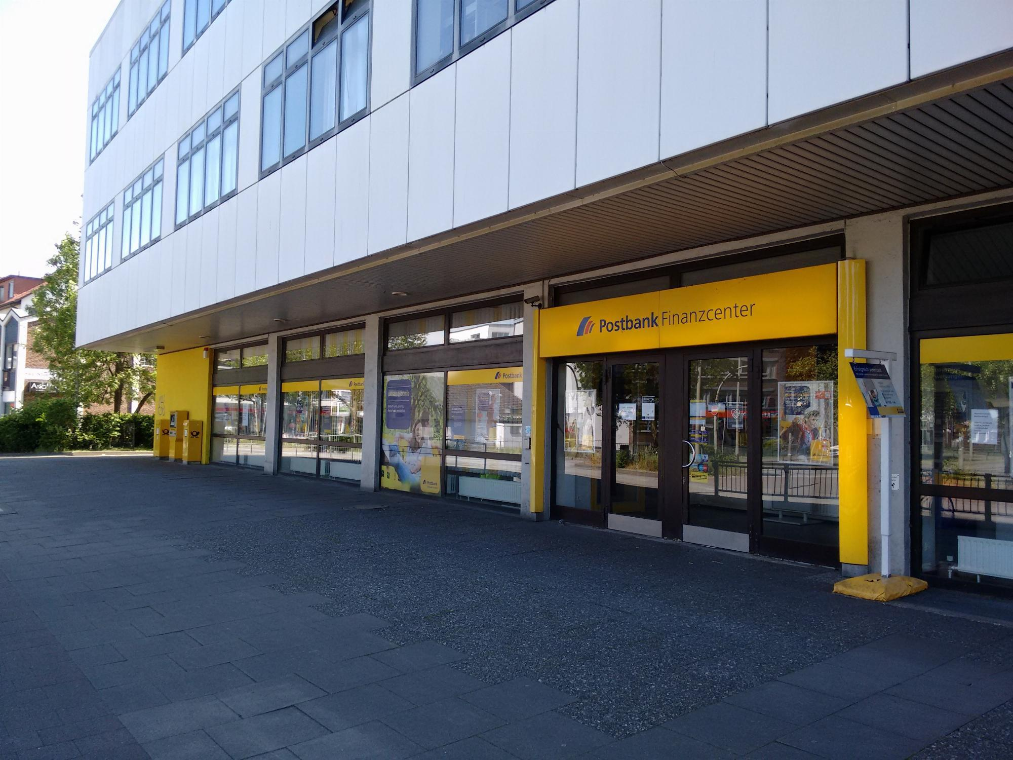 Deutsche Post / Hamburg 73 / Postbank Filiale 507