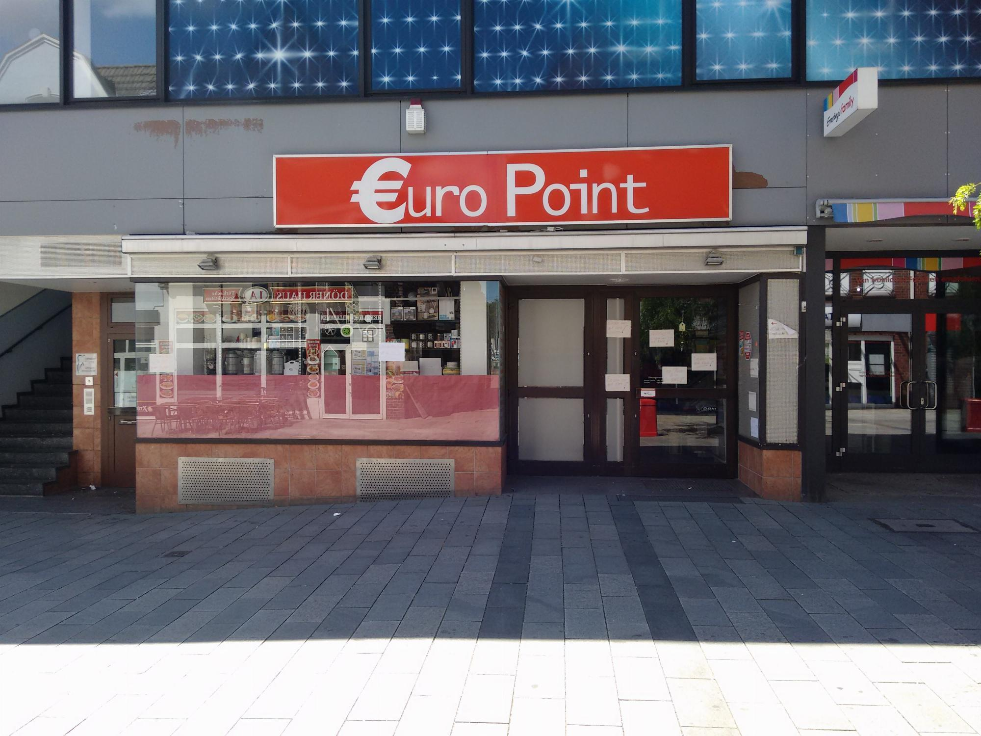 Euro Point in Hamburg-Rahlstedt